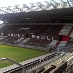 Hamburg Stadion St. Pauli